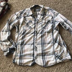 BKE Pearl Snap Shirt